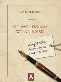 Letowski_Pierwsza_dekada_wolnej_Polski